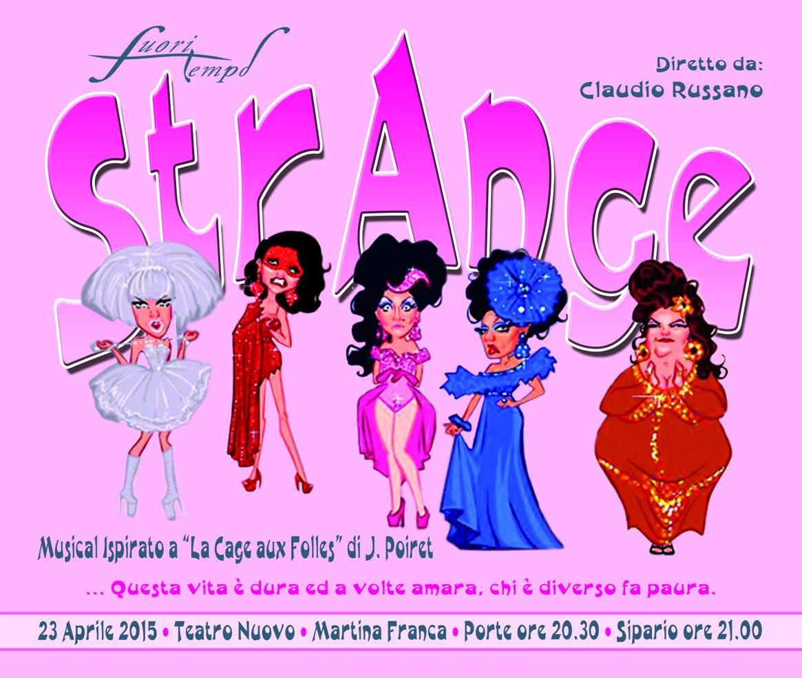 Strange…il Musical 2015