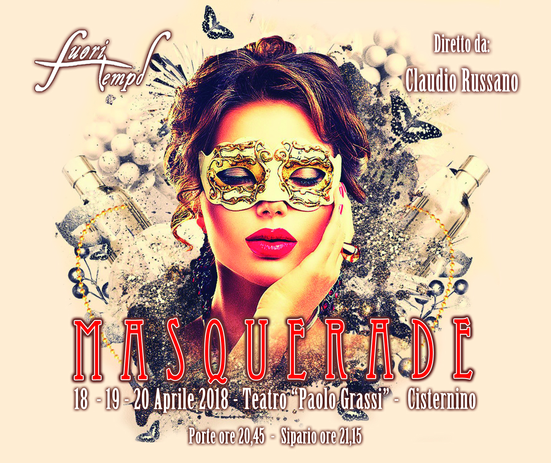 Masquerade…