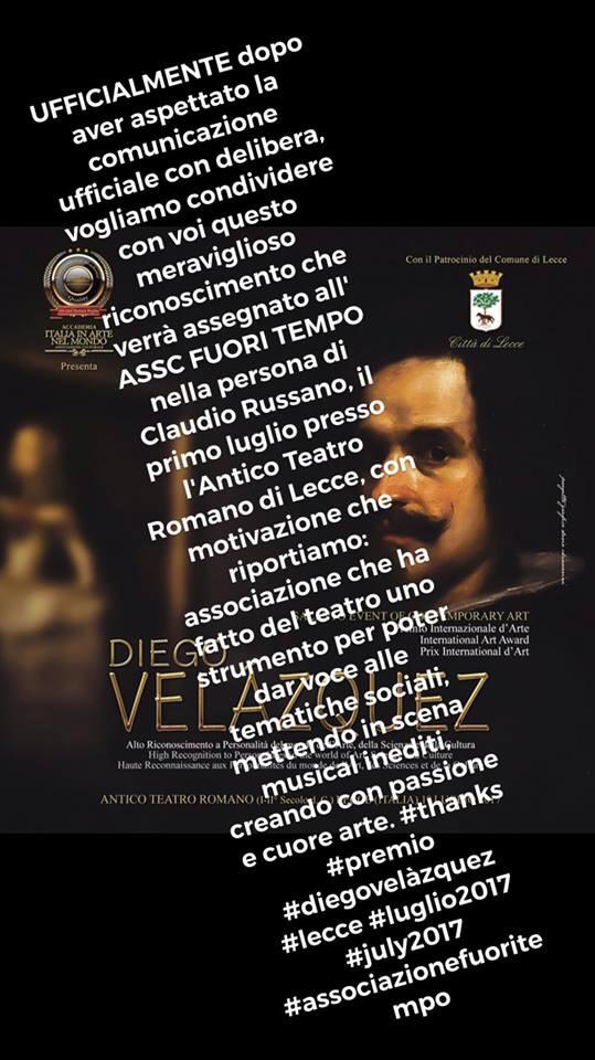 Premio Diego Velazquez